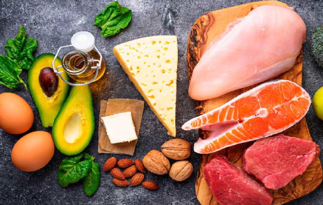 alimentos para no comer en una dieta cetosis
