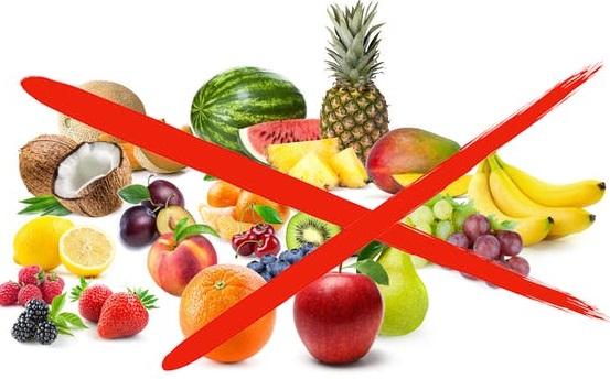 dieta cetosisgenica que no comer